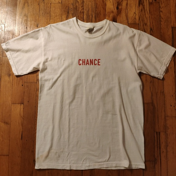 Comfort Colors Other - Chance the Rapper Shirt